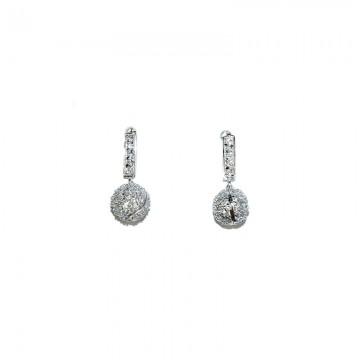 15913841 Pendientes de plata
