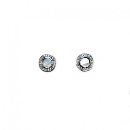 09218406 Pendientes de plata